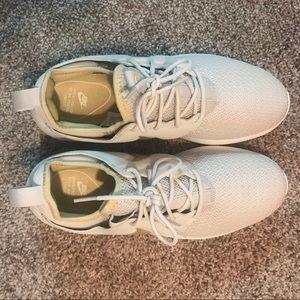 Nike Shoes - ❗️SOLD❗️NEW Nike Roshe Two Light Bone / Gold 8